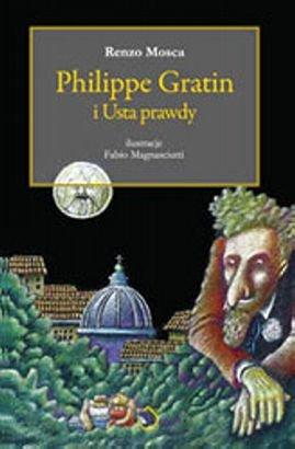 Okładka - Philippe Gratin i Usta prawdy