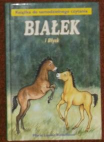 Okładka książki - Białek i Błysk