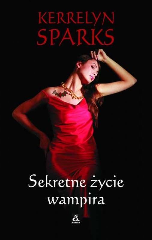 Okładka książki - Sekretne życie wampira