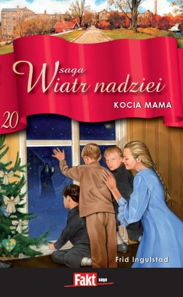 Ok�adka - Saga Wiatr Nadziei 20. Kocia mama