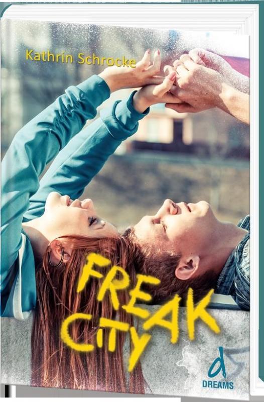 Okładka książki - Freak City