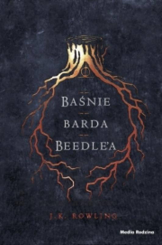 Okładka książki - Baśnie Barda Beedle
