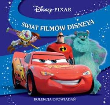 Ok�adka - �wiat film�w Disneya