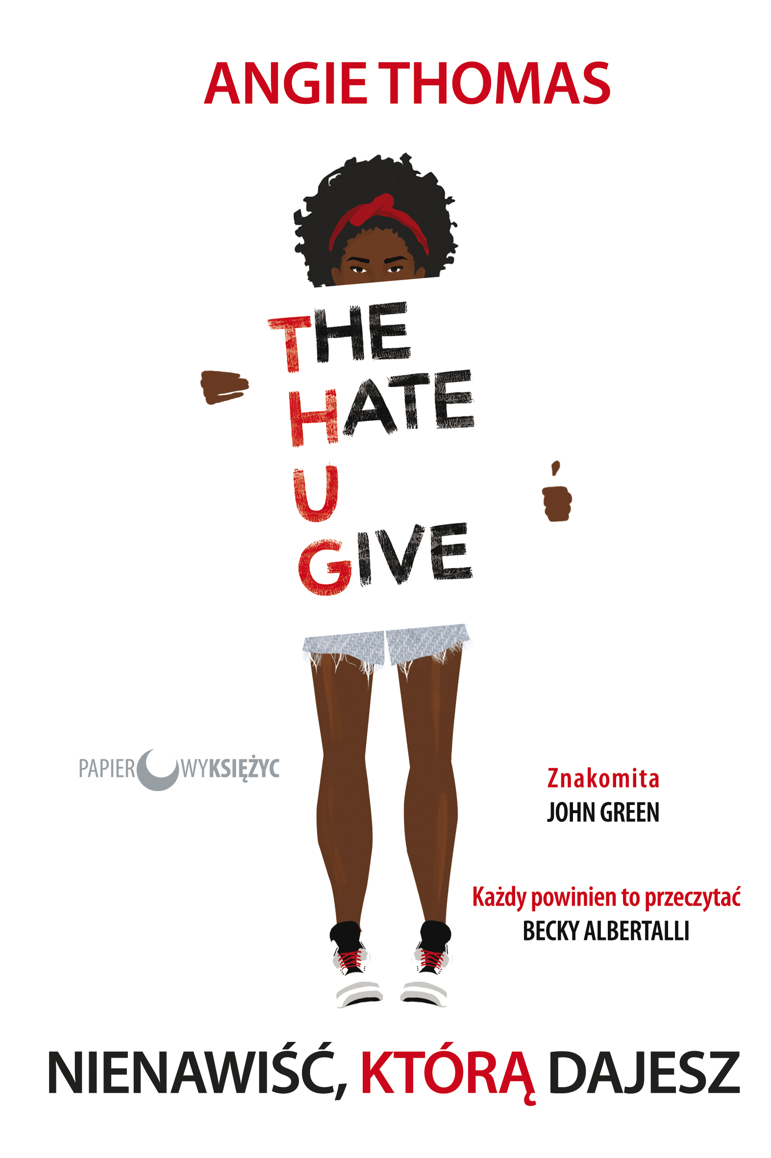 The hate u give ksiażka