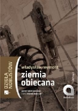 Ok�adka - Ziemia obiecana. Audiobook