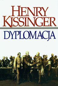 Okładka książki - Dyplomacja