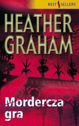 Okładka książki - Mordercza gra