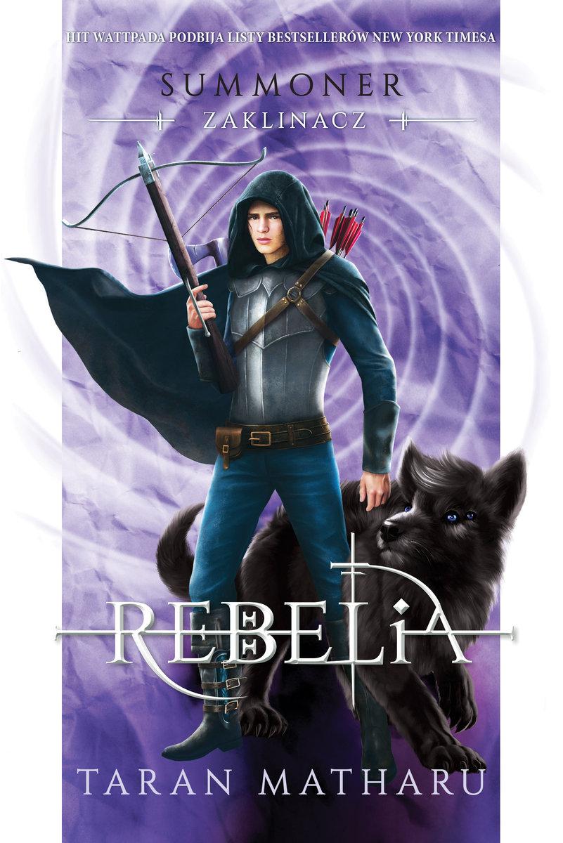 Rebelia ksiązka