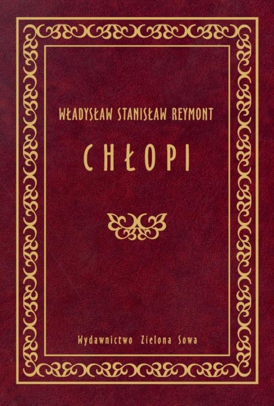 Ogromny Chłopi (184760) - Reymont Władysław - Książka, recenzja, streszczenie AZ96