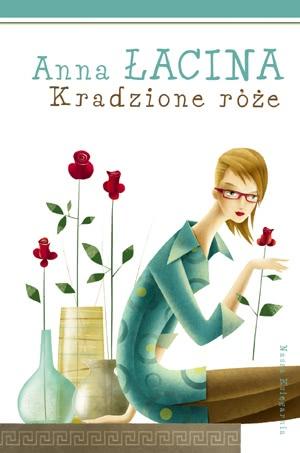 Okładka ksiązki - Kradzione róże