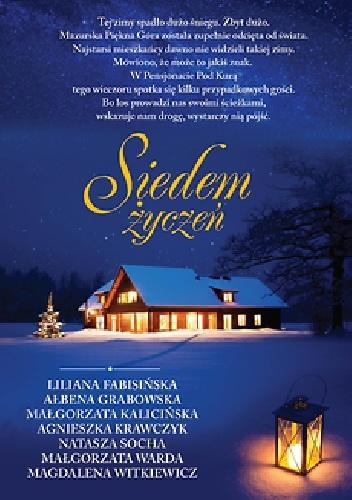 Okładka książki - Siedem życzeń