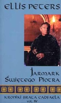 Okładka książki - Jarmark świętego Piotra
