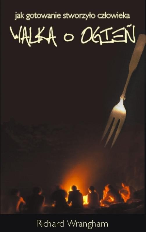 Okładka książki - Walka o ogień