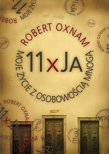 Okładka książki - 11 x ja. Moje życie z osobowością mnogą