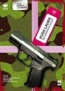 Okładka książki - Sprzedawca broni. Audiobook