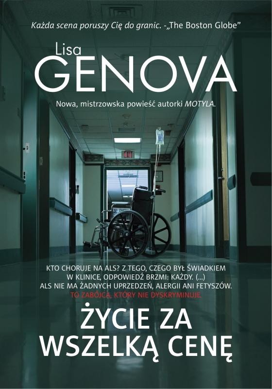 życie Za Wszelką Cenę 6071362 Lisa Genova Książka