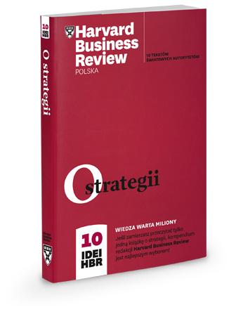Okładka książki - O strategii