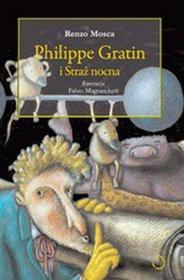 Ok�adka - Philippe Gratin i Stra� nocna