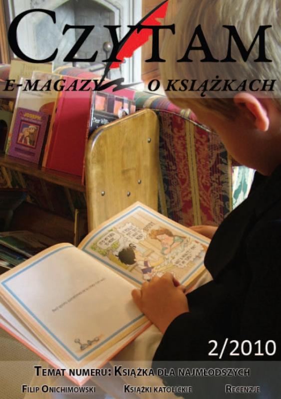 Okładka książki - Czytam. E-magazyn o książkach nr 3