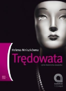 Okładka - Trędowata. Audiobook