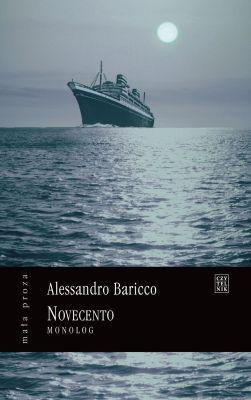 Okładka książki - Novecento