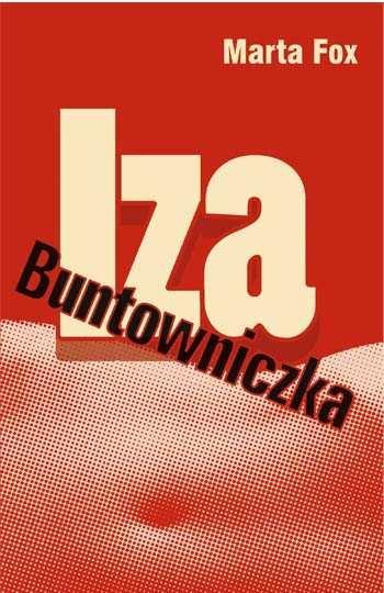 Okładka książki - Iza Buntowniczka