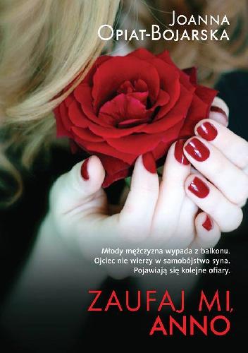 Okładka książki - Zaufaj mi, Anno