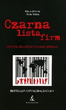 Ok�adka - Czarna lista firm