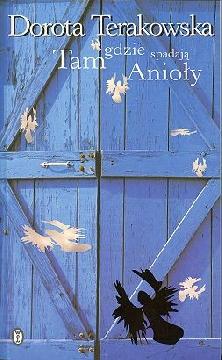 Ok�adka - Tam gdzie spadaj� Anio�y