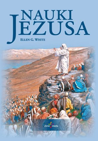 Ok�adka - Nauki Jezusa. Wersja do studium