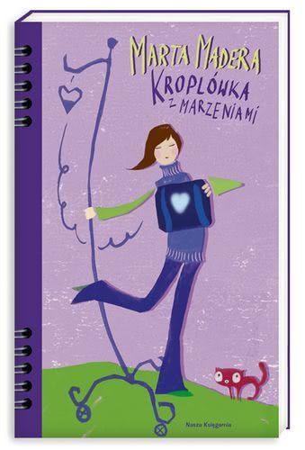 Okładka książki - Kroplówka z marzeniami
