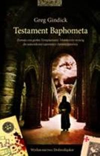 Okładka książki - Testament Baphometa