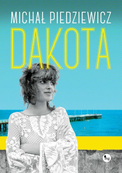 Okładka książki - Dakota