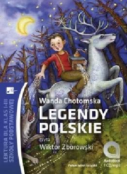 Ok�adka - Legendy polskie