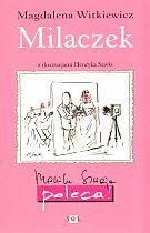Okładka książki - Milaczek