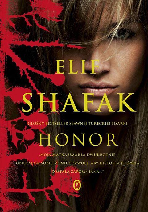 Okładka książki - Honor