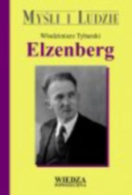 Okładka książki - Elzenberg