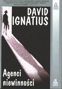 Okładka książki - Agenci niewinności