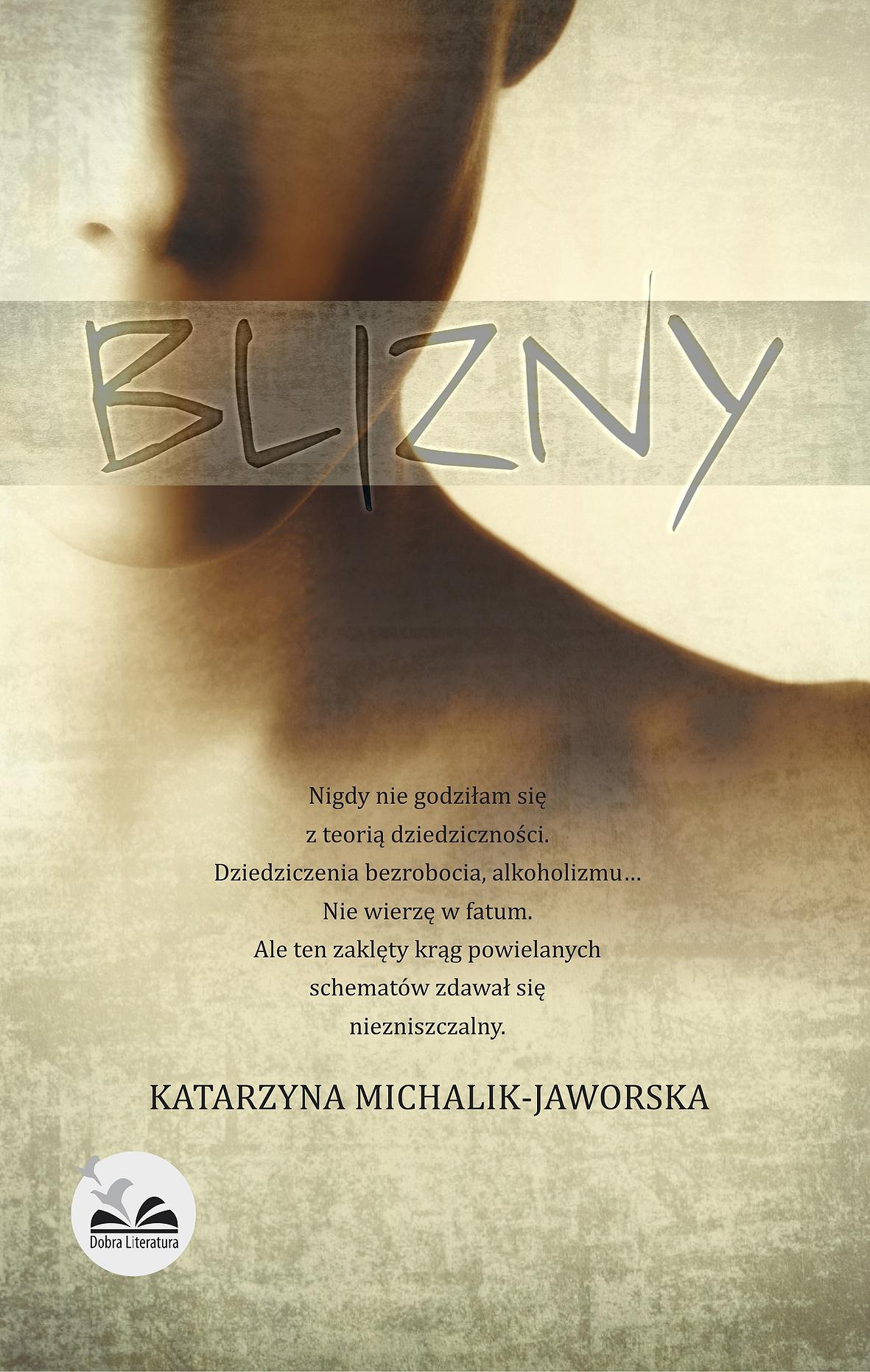 Okładka książki - Blizny
