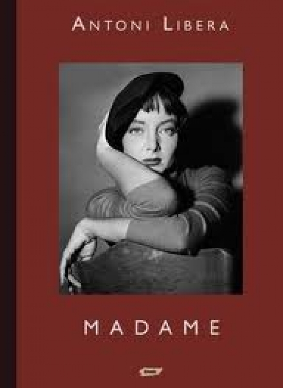 Okładka książki - Madame