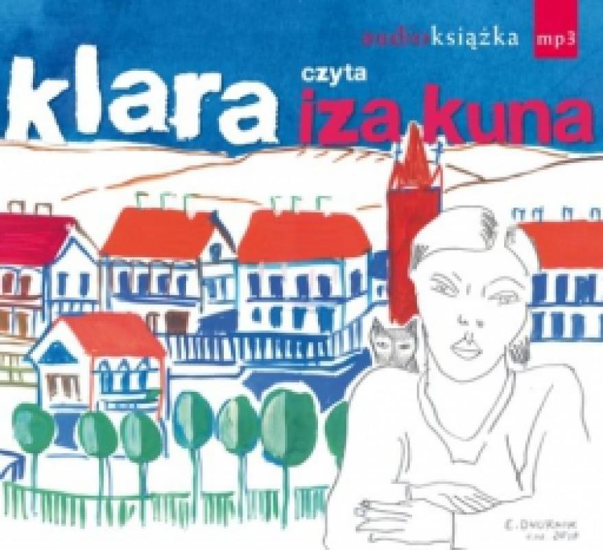 Okładka książki - Klara. Audiobook
