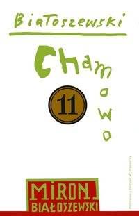 Okładka książki - Chamowo