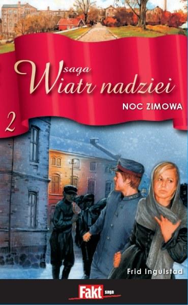Ok�adka - Saga Wiatr Nadziei 2. Noc zimowa