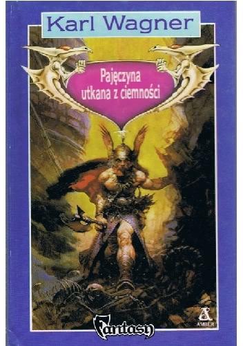 Okładka książki - Pajęczyna utkana z ciemności