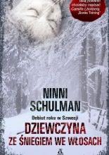 Okładka książki - Dziewczyna ze śniegiem we włosach