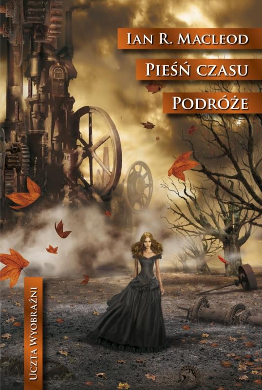 Okładka książki - Podróże. Pieśń czasu