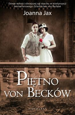 Okładka książki - Piętno von Becków