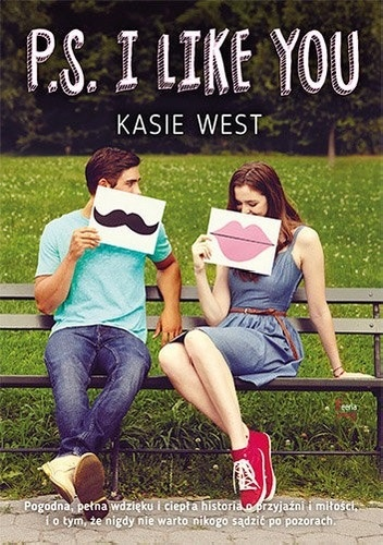 Okładka książki - P.S. I Like You