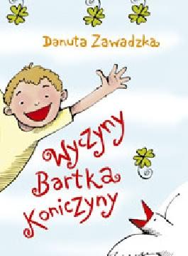 Ok�adka - Wyczyny Bartka Koniczyny