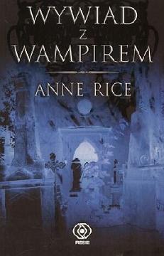 Okładka - Wywiad z wampirem